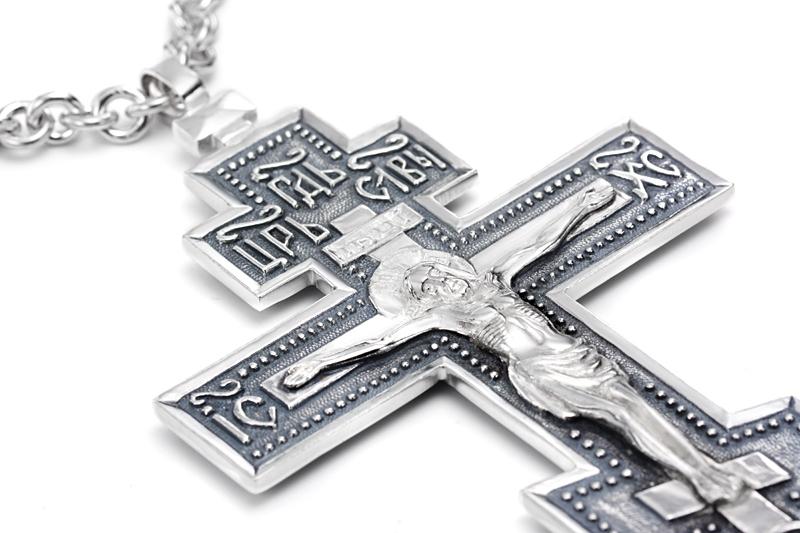 Крест наперсный К-10 - 3