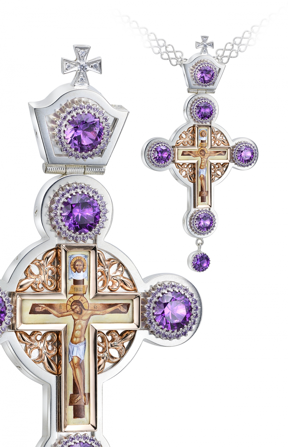 Крест наперсный - 1