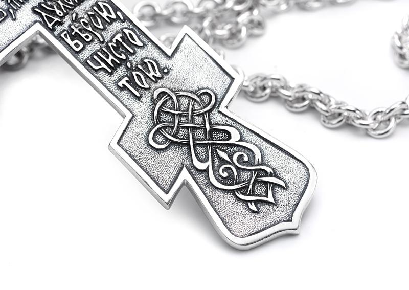 Крест наперсный К-10 - 5