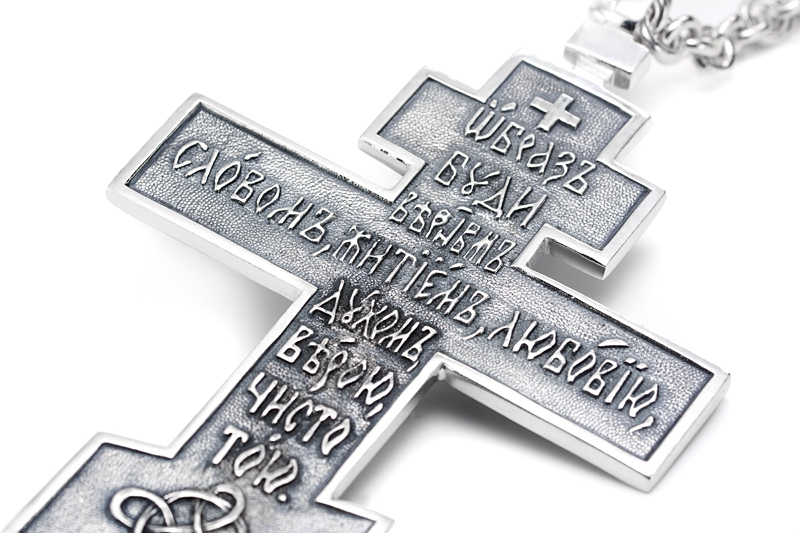Крест наперсный К-10 - 4